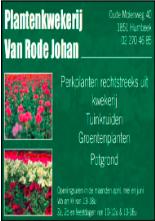 Van Rode - Plantenkwekerij